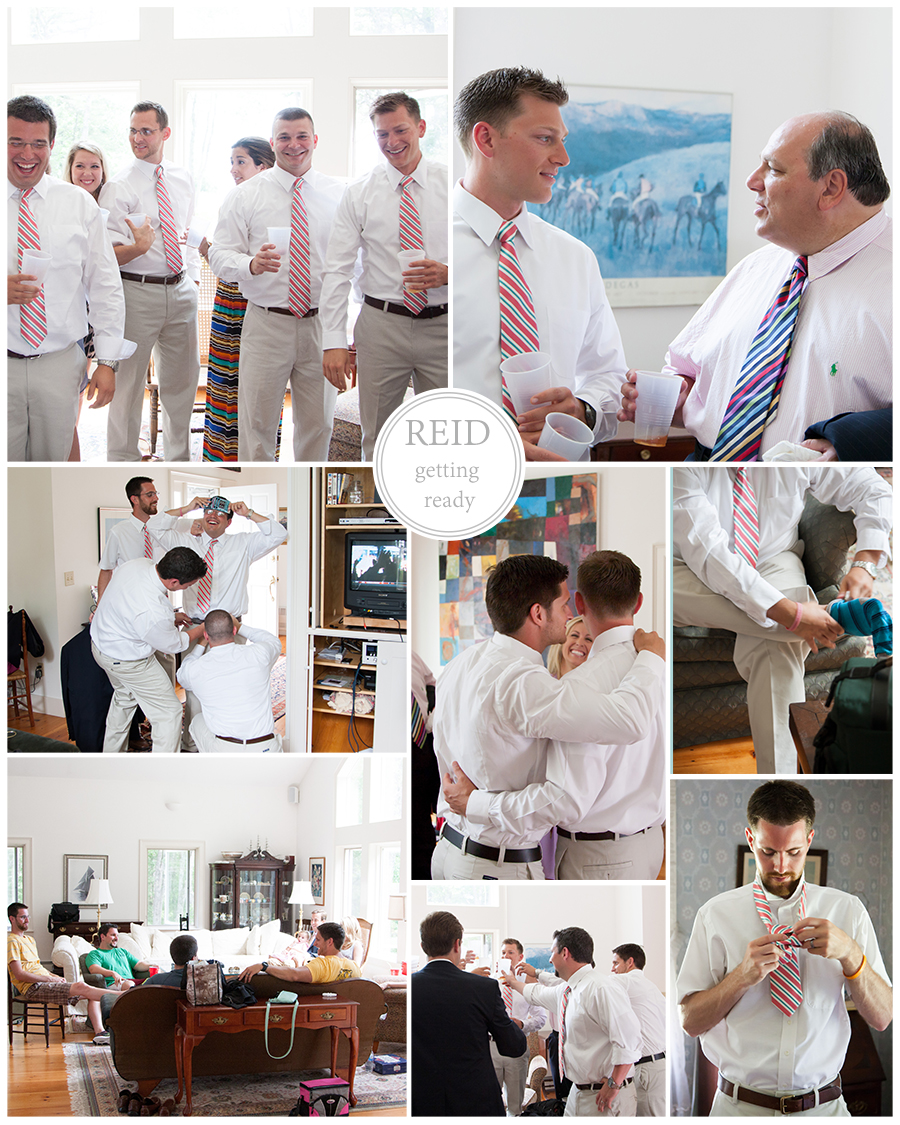 Maine Wedding Photographer the guys toasting father son.jpg