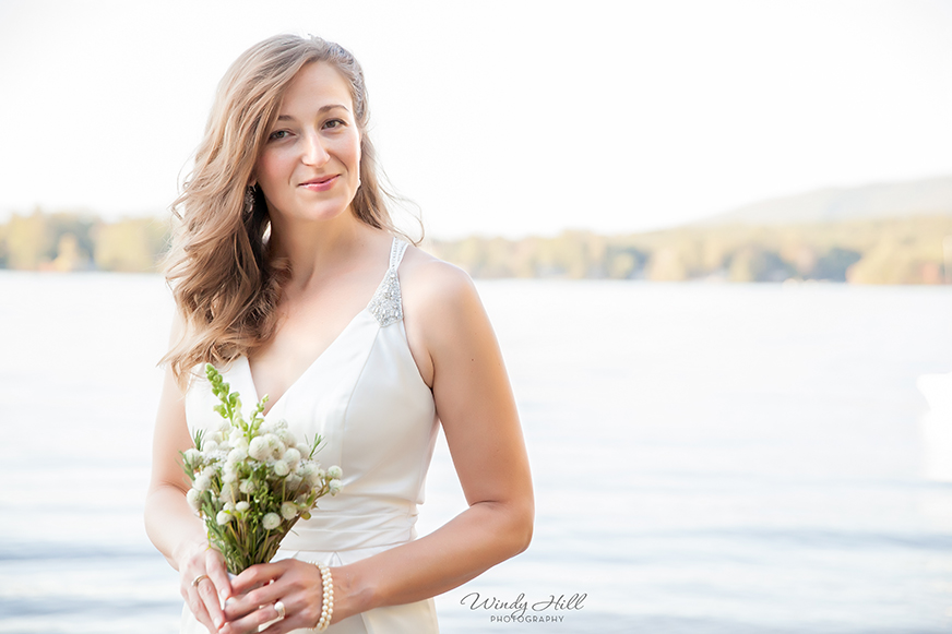 NH Wedding Photographer beautiful bride