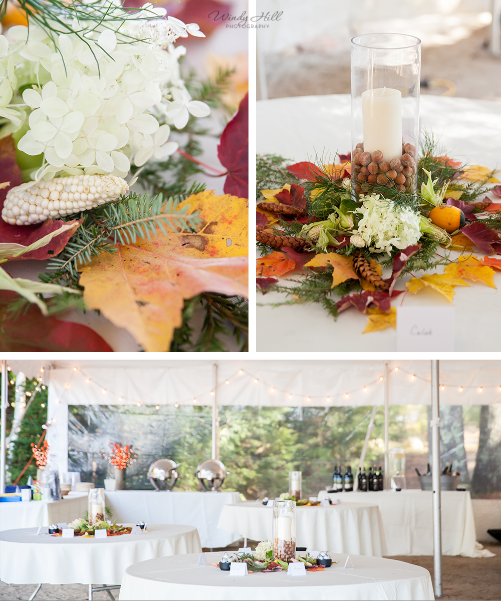 fall wedding tablescapes New hampshire wedding photography