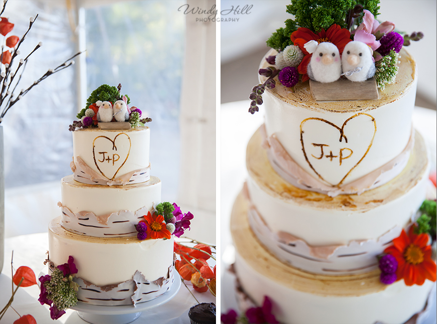 LOVED this cake, it was just perfect for them.