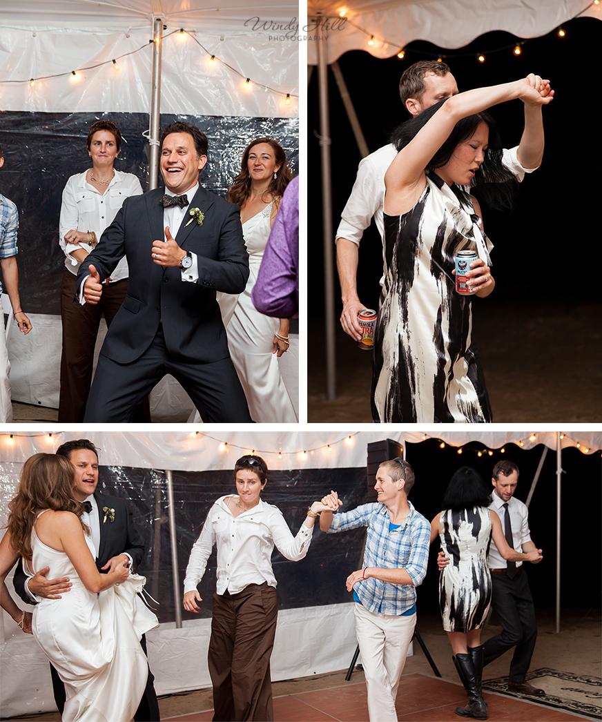 reception dancing Maine wedding Photographer jennifer and peter