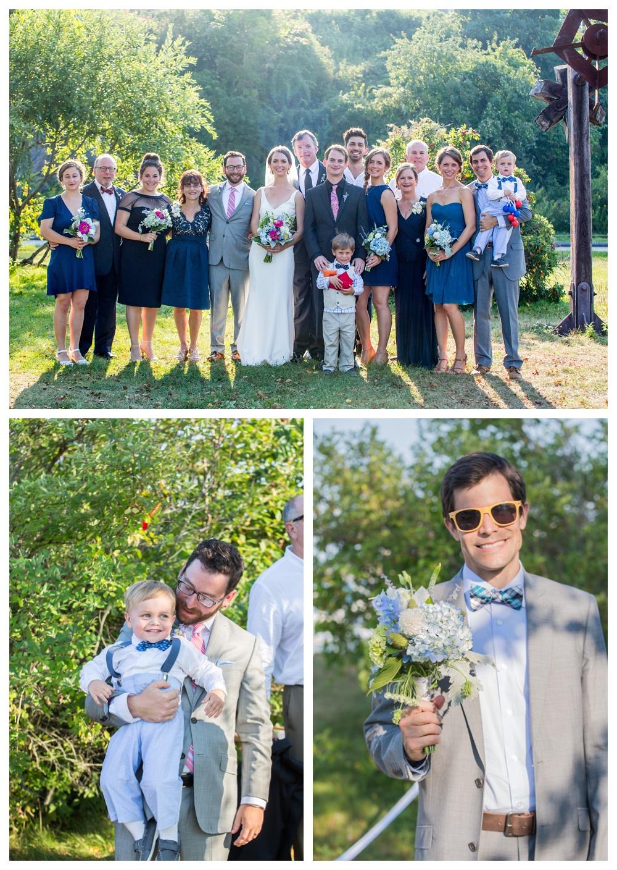 Maine Wedding Photographers Family