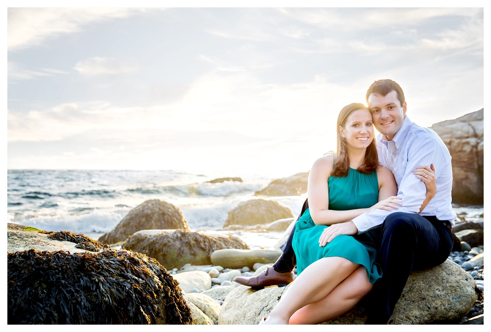 Maine Wedding Photographer engagment Pemaquid Point Lighthouse.jpg