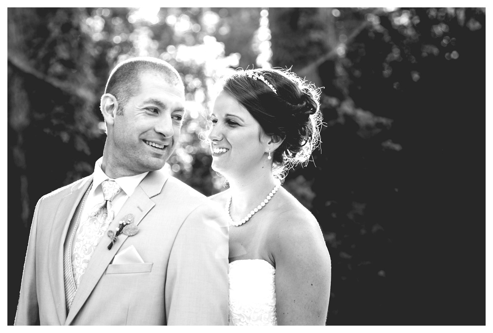 Maine Wedding Photographer Bethel black and white portraits