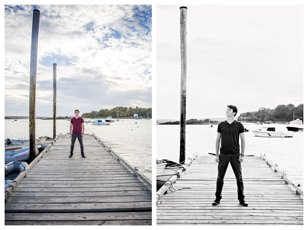 Maine Senior Photography class of 2016 guys pemaquid