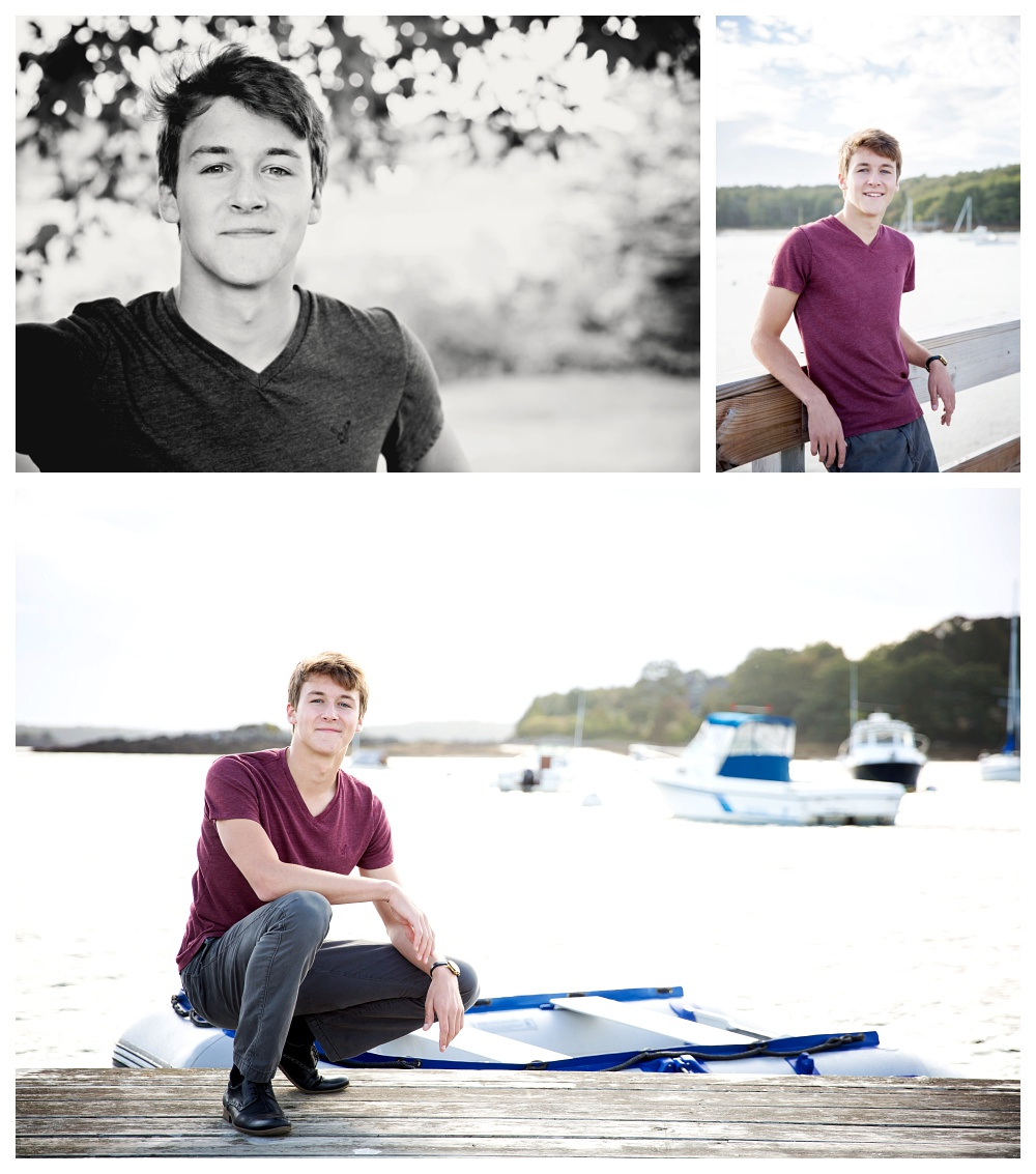 Maine Senior Photographer Pemaquid class of 2016 lincoln academy
