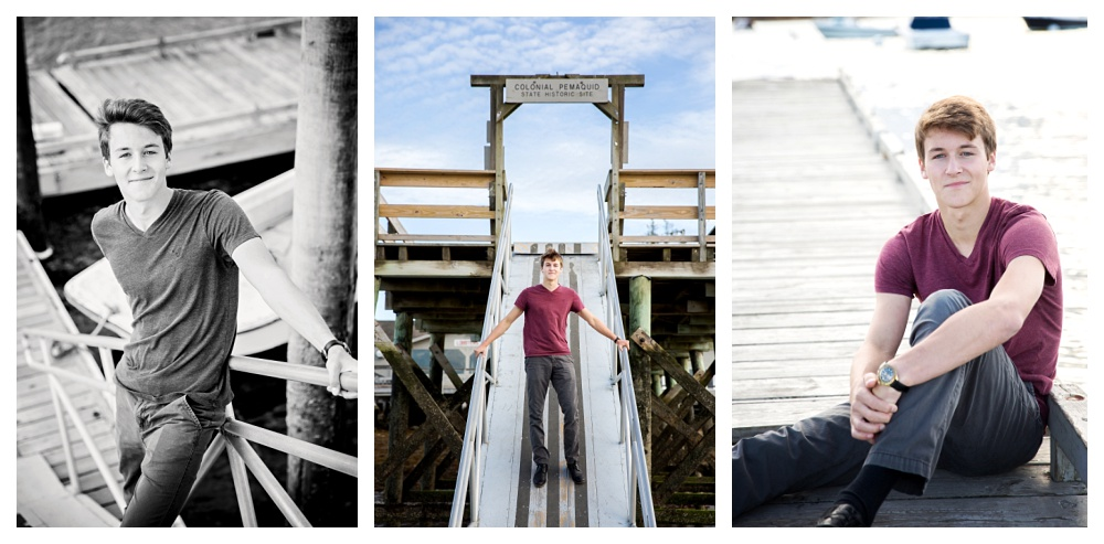 Maine Senior Photographer boy lincoln academy 2016