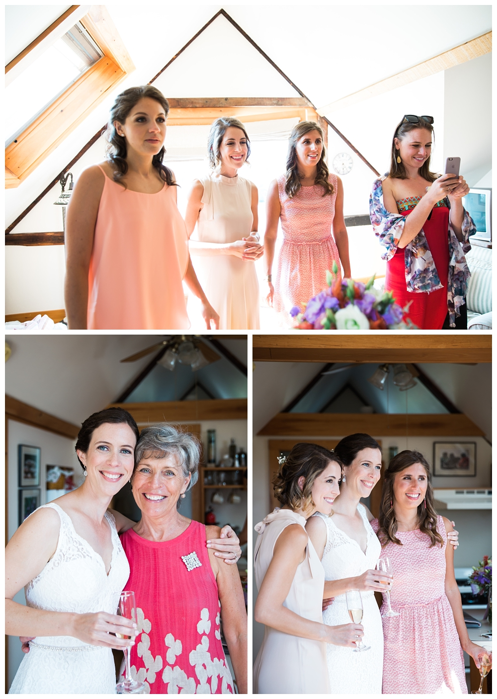 Maine Wedding Photographer Clarks Cove Farm & Inn