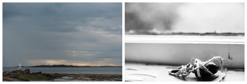 Maine Wedding Photographer Seaside Wedding Harpswell