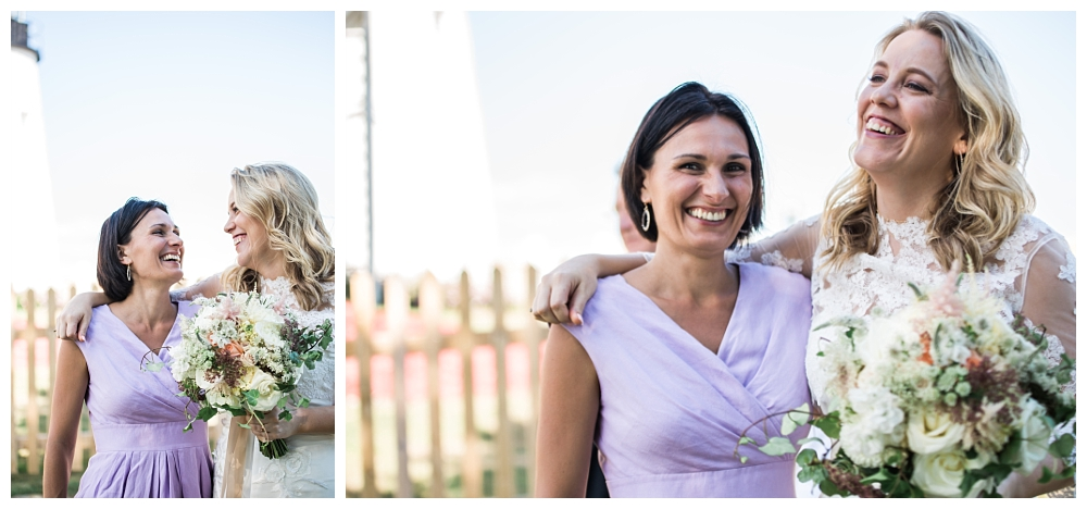 Maine Wedding Photographer Pemaquid Point Lighthouse Bridal Portraits