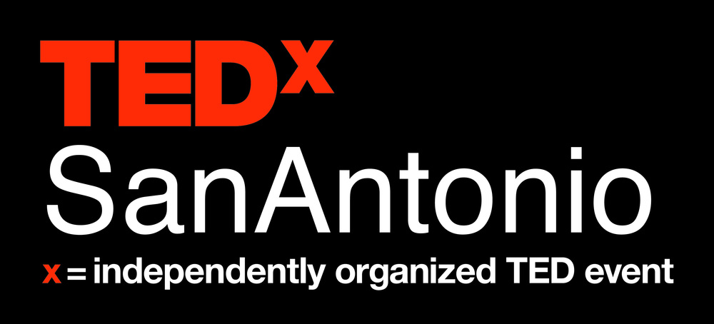logo courtesy TEDxSanAntonio