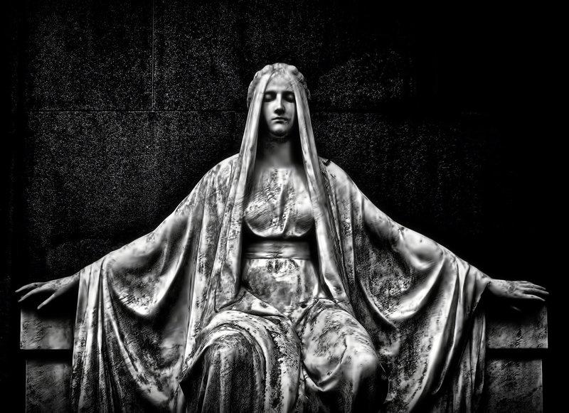 High Priestess Art