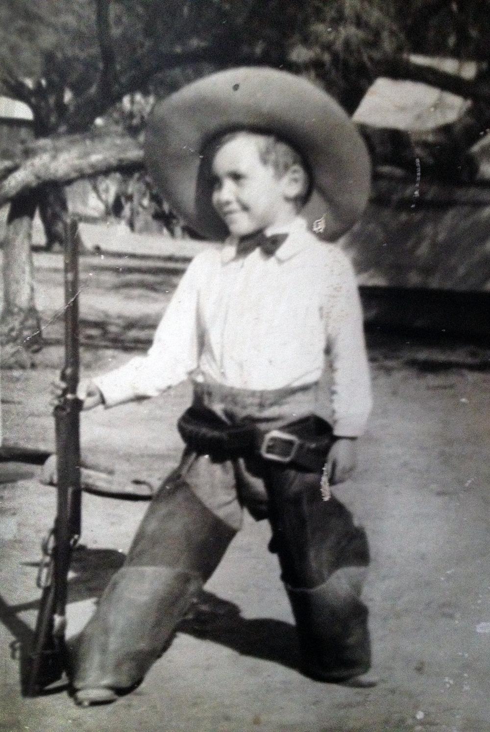 Ray, circa 1930? Ish?
