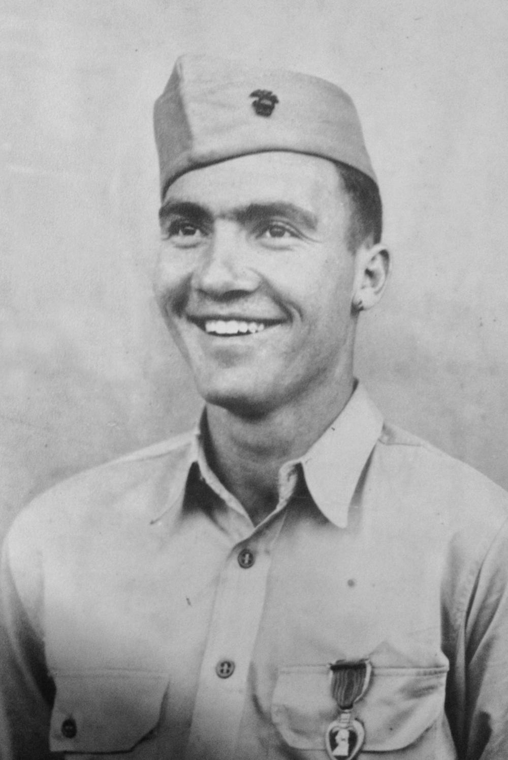 Ray, circa 1944