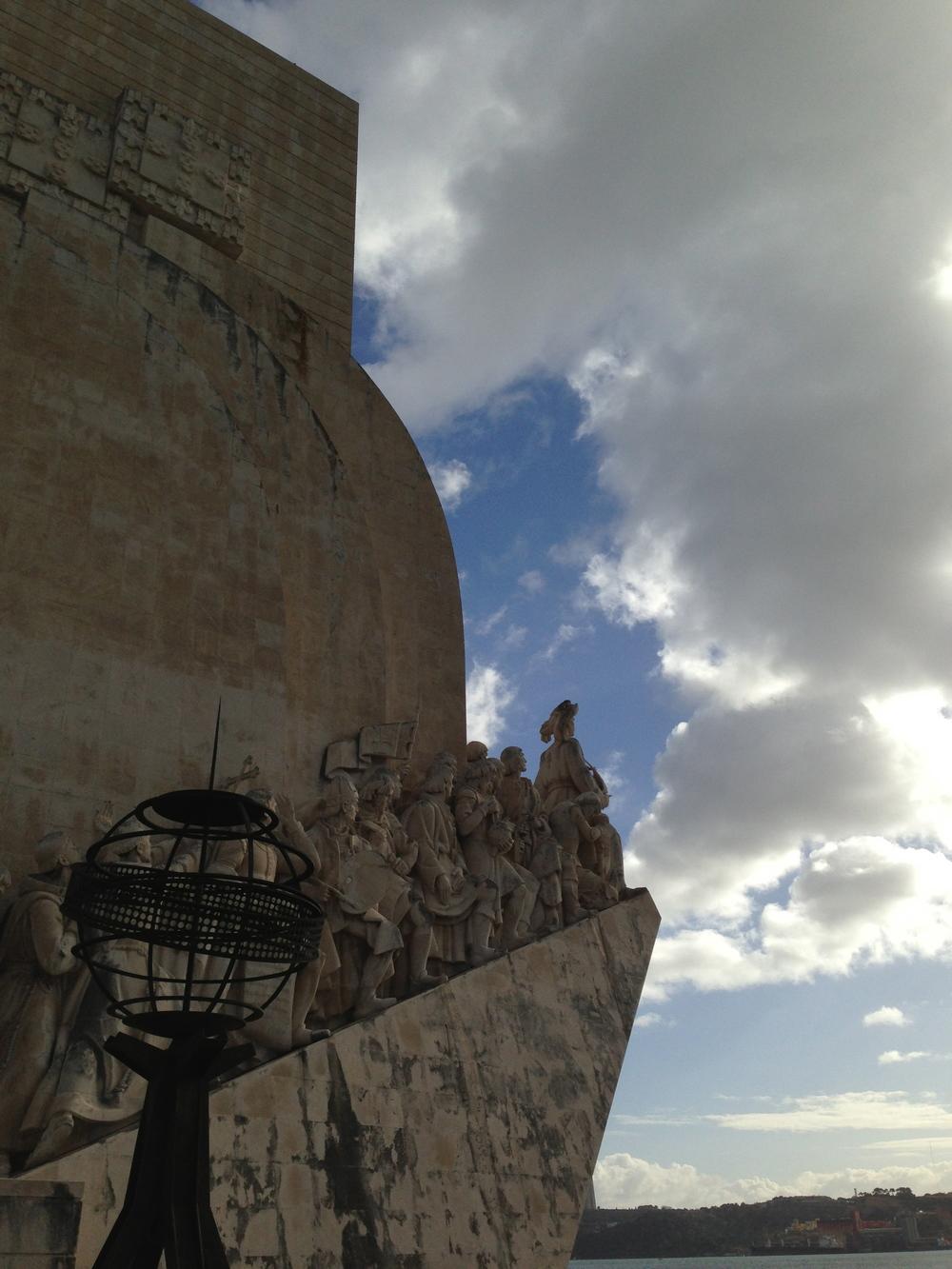 Belem - monumento dos descobrimentos