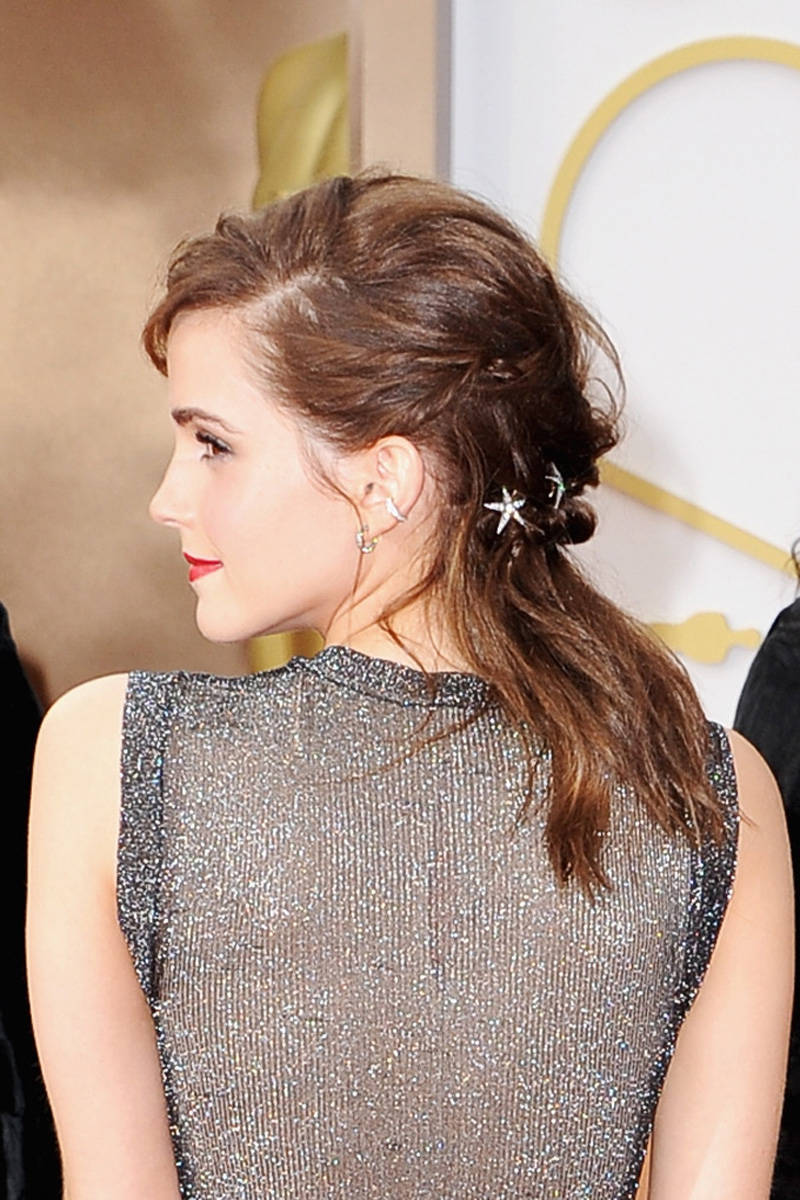 Emma Watson in Repossi