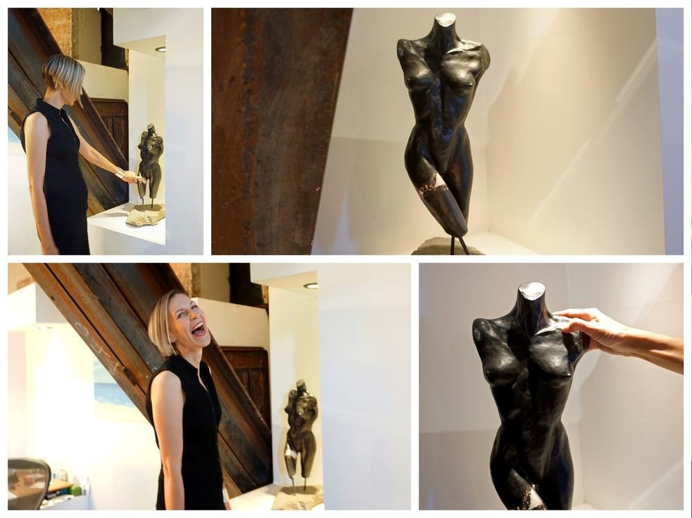 claudia endler designs sculpture