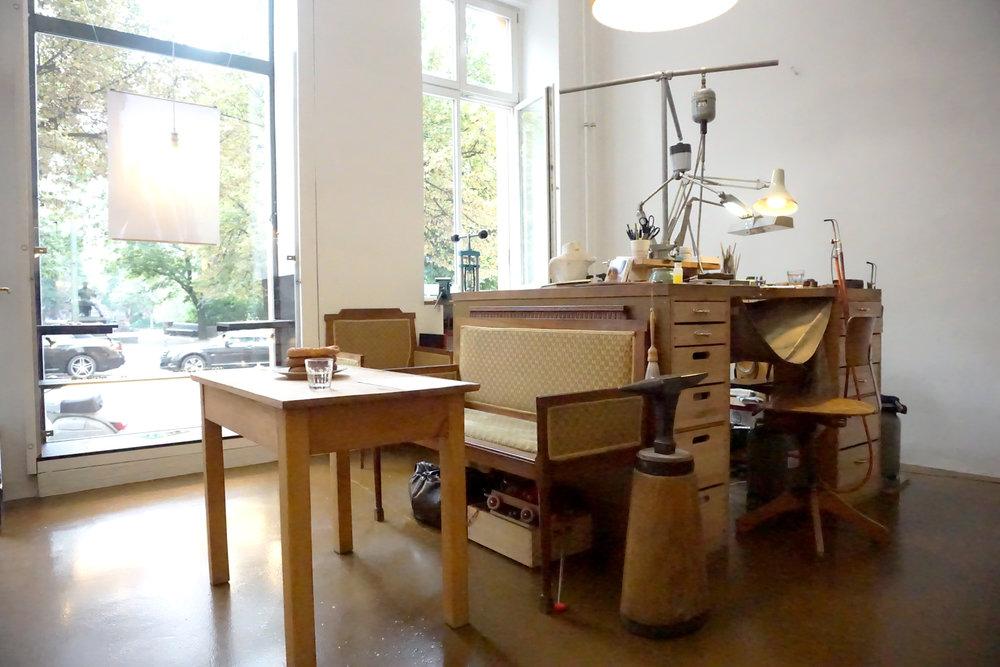 ruth temur studio gallery