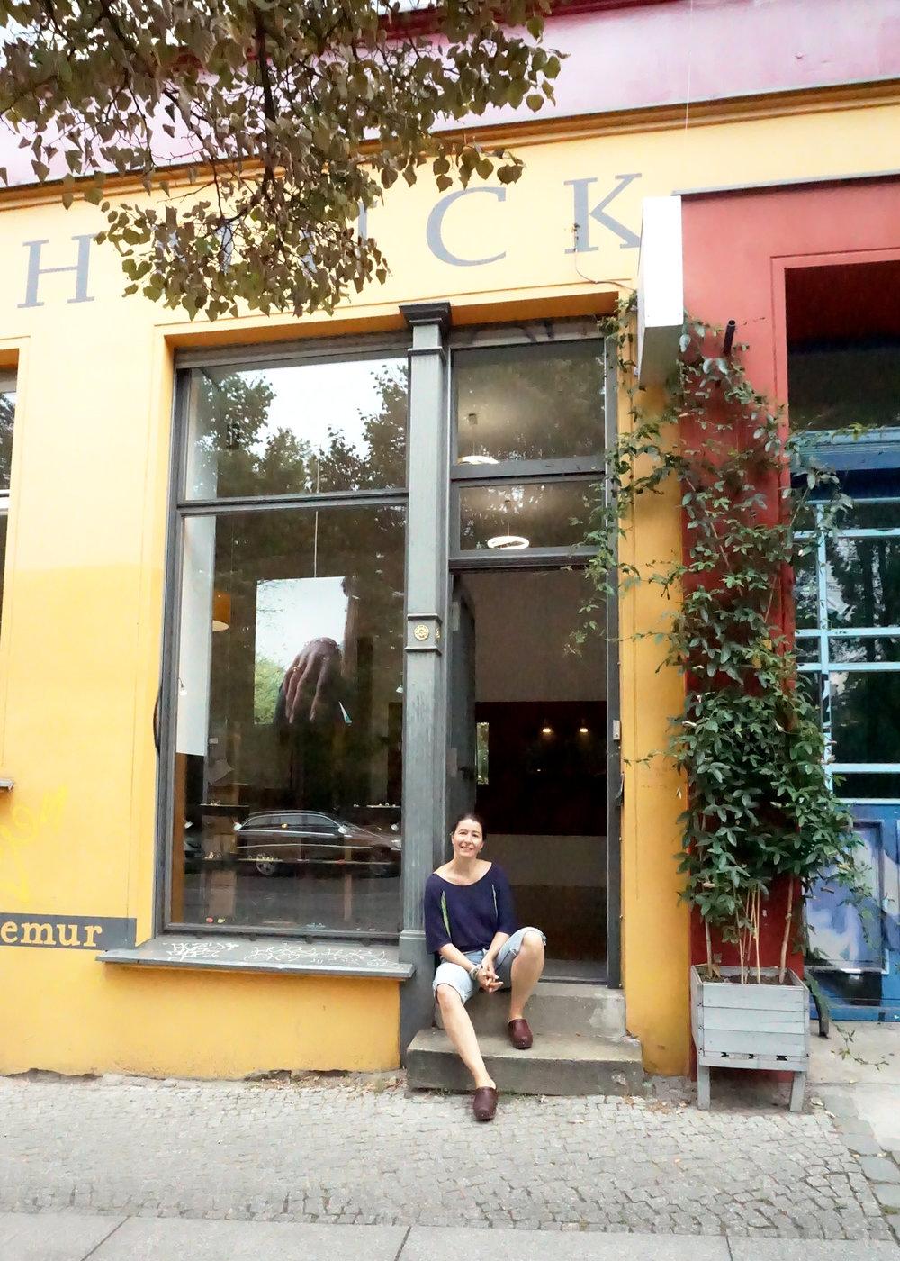 Ruth Temur Schmuck Studio Visit In Berlin