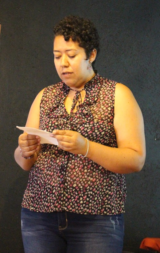 Arqloga. Luz Mavis Hernández Herrera