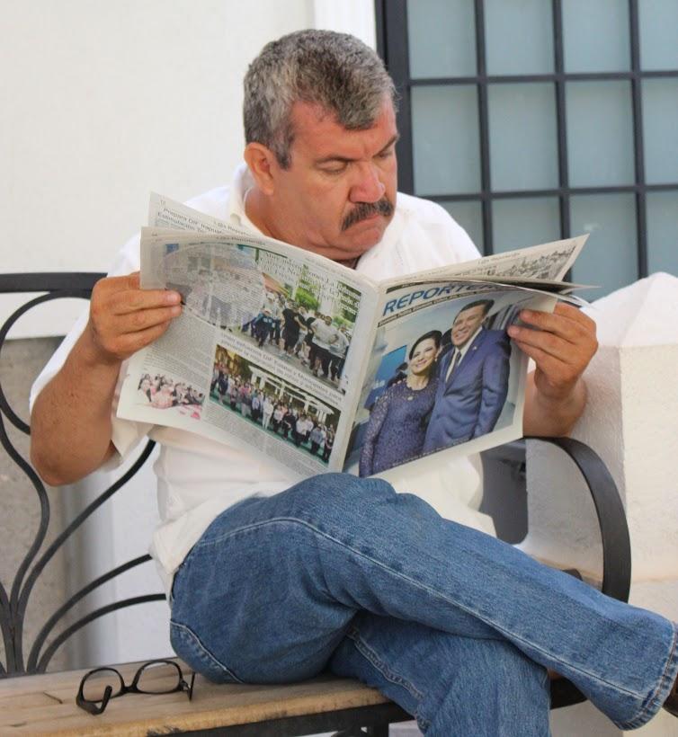 Sr. Eduardo Guerrero, cronista Huanímaro