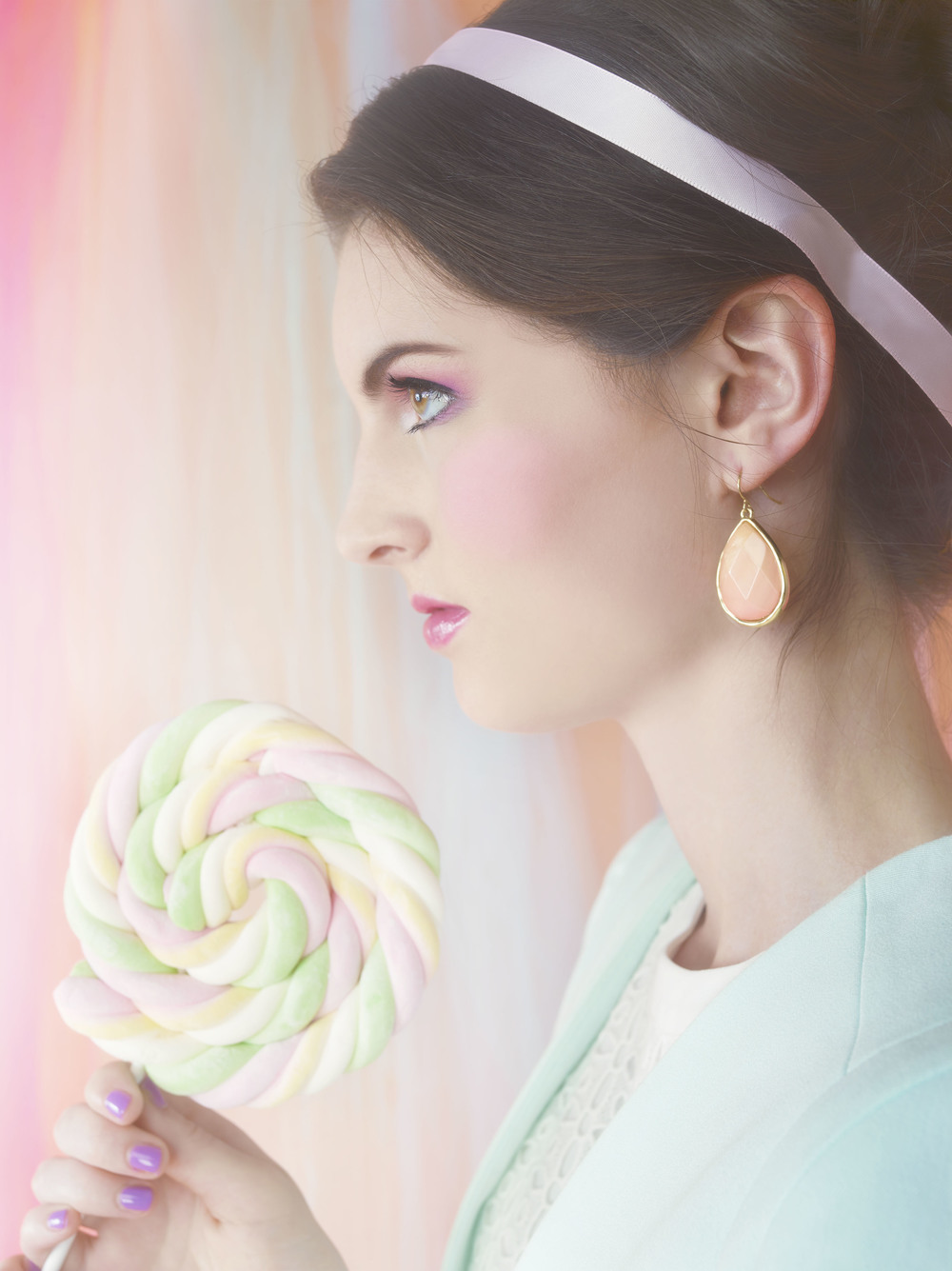 Sugary Sweet Photoshoot