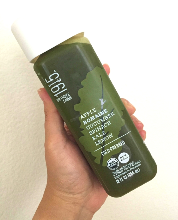 1915 Bolthouse Farms Green Juice