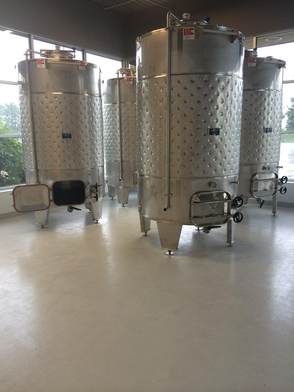 Fermentation Tanks