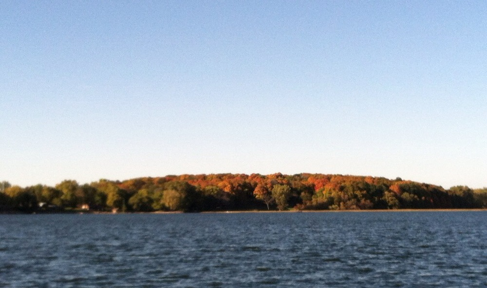 Picturesque Lake Waconia