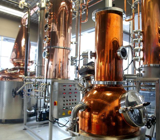 J. Carver Distillery Kyndell Harkness