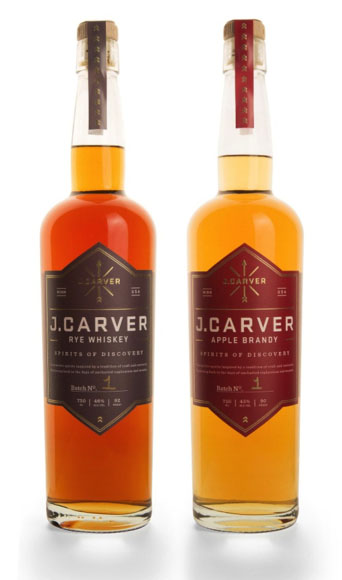 Photo courtesy of J. Carver Distillery