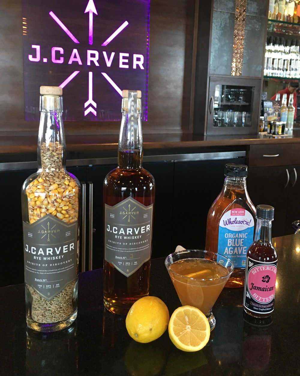 J. Carver Wise Guy Cocktail