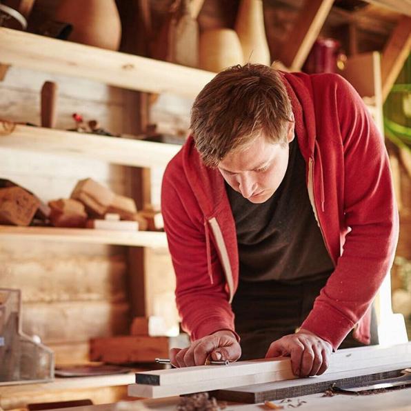 handbuilding woodworking woodworker
