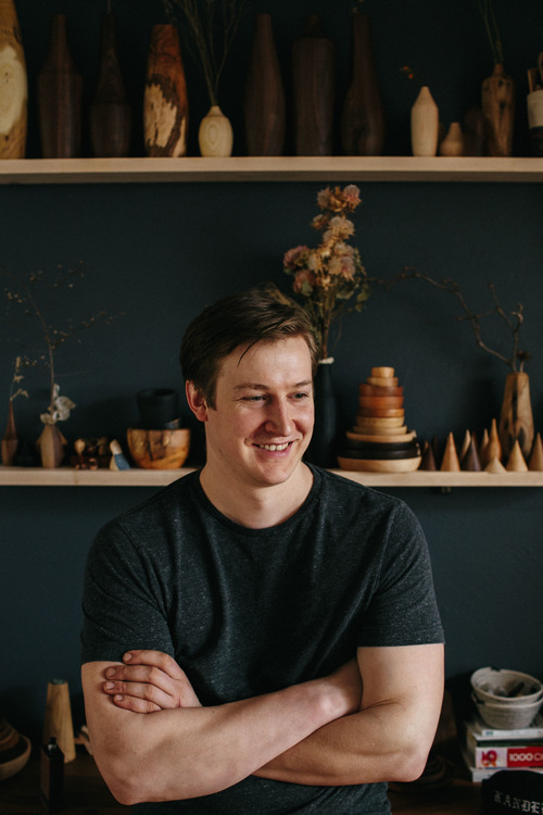 Collin Garrity - Founder, Designer, Maker