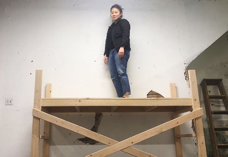 Marina Peng - Designer, Table Builder, Scultor