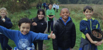 The future assured: Youth Diversity Nature Programs in the Mountains to sound greenway