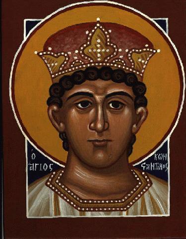 EMPEROR constantine 336 C.E.