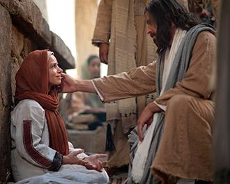 Jesus touching us.jpg