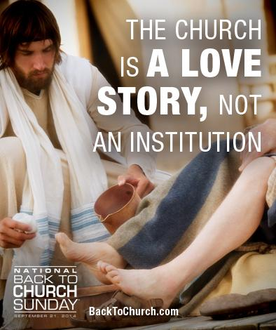 Church is a love story.jpg
