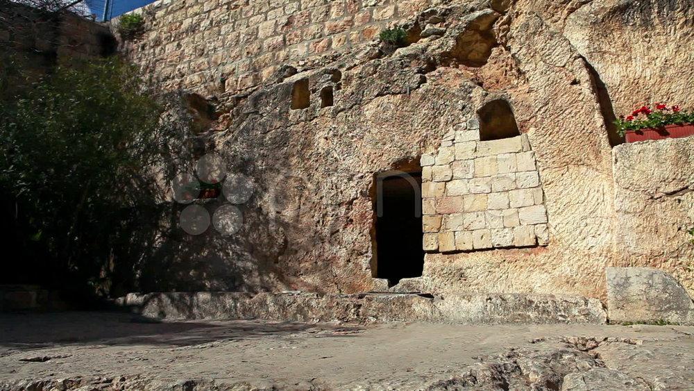 tHE CELEBRATED tOMB OF jESUS, jERUSALEM