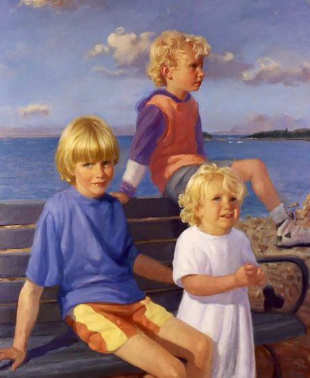 Logan children