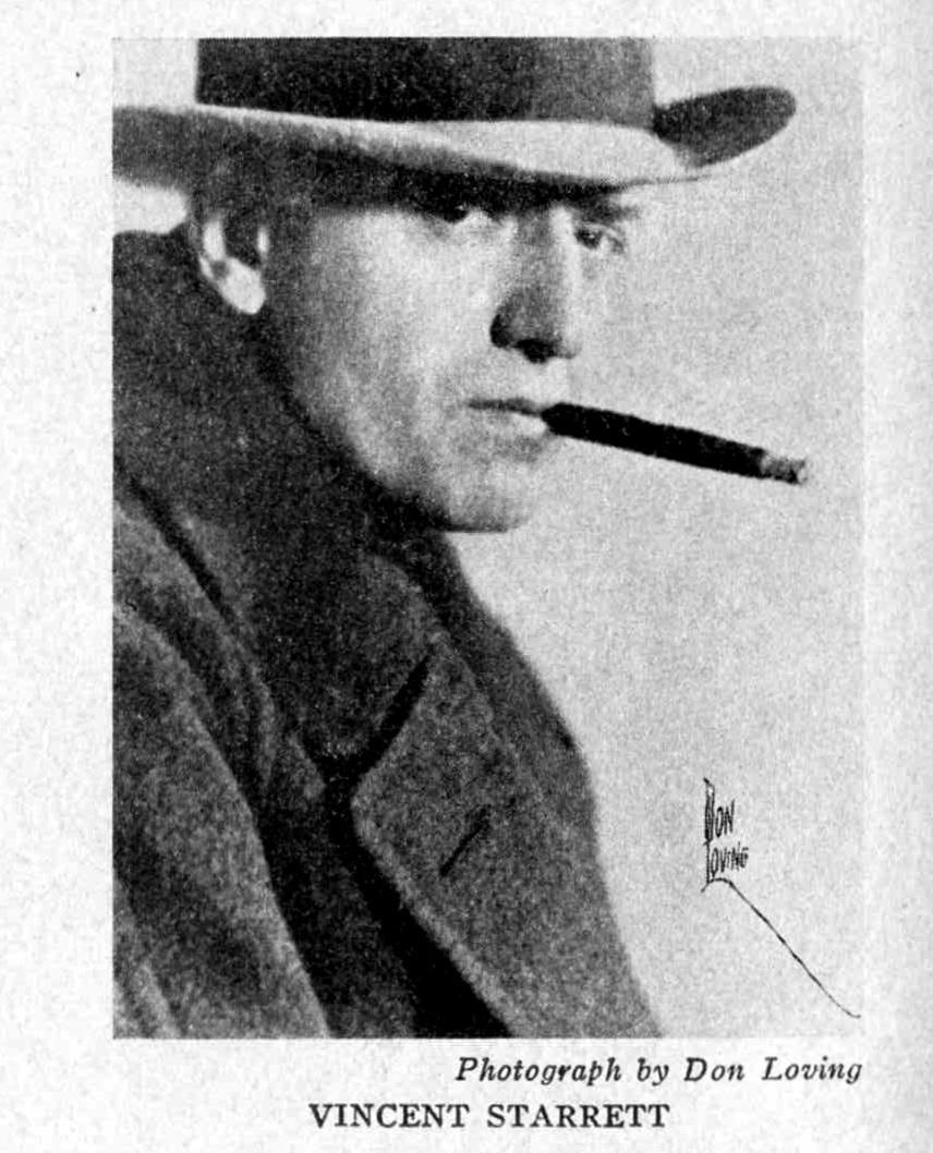 Don Loving's photo of Starrett.