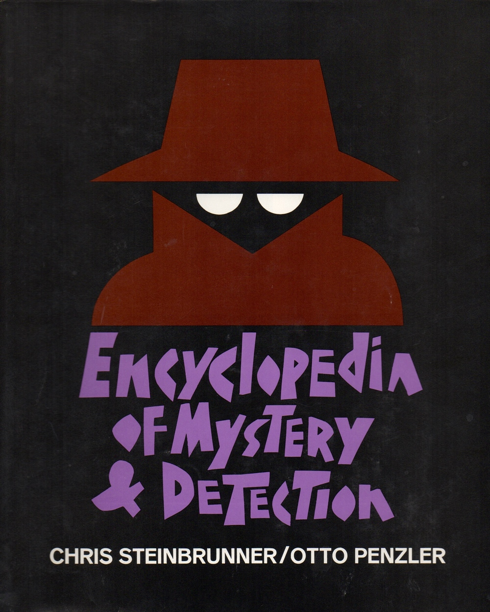 The 1976  Encyclopedia of Mystery and Detection  published by McGraw-Hill.