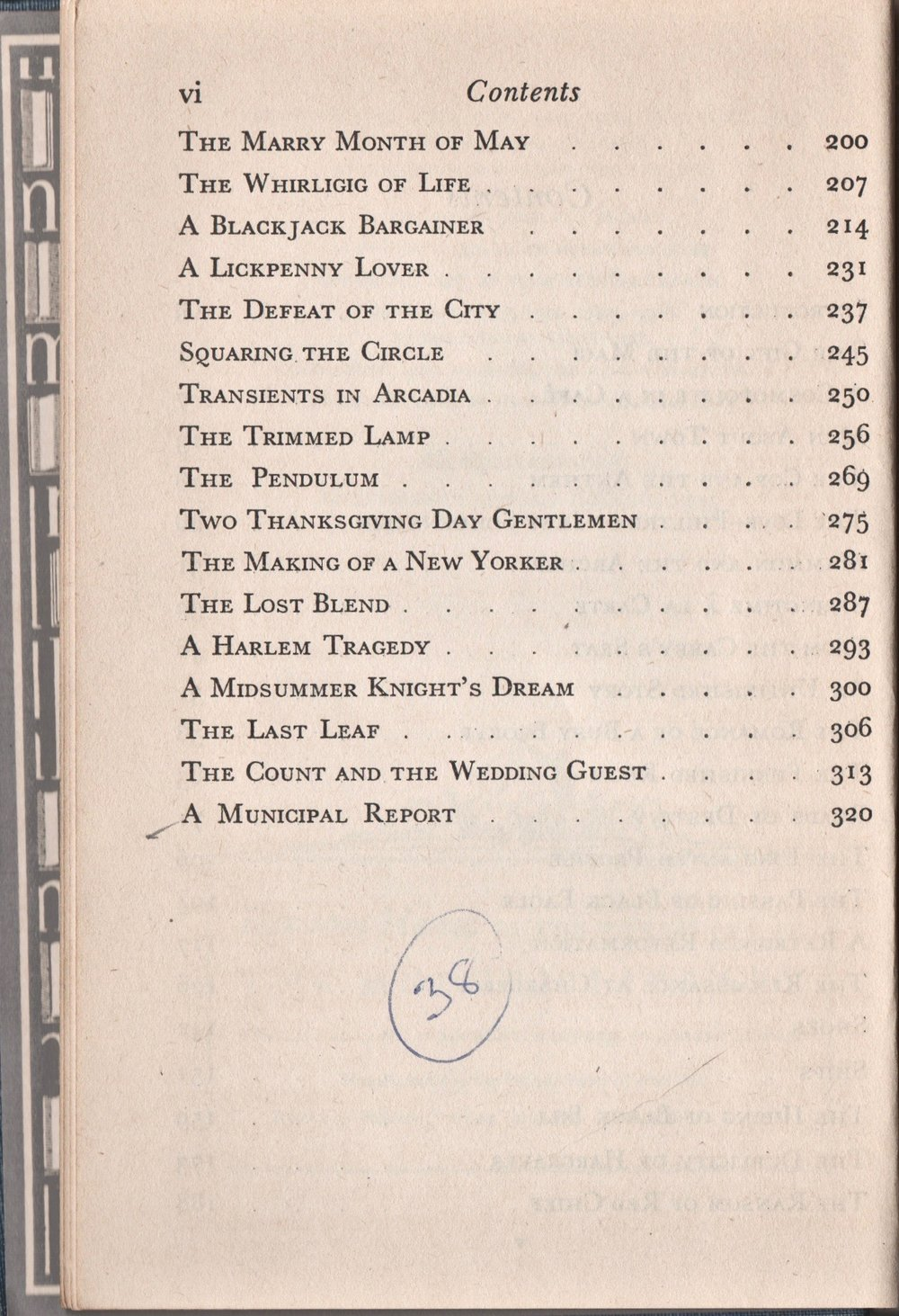 Best of O. Henry Table of Contents 2.jpg