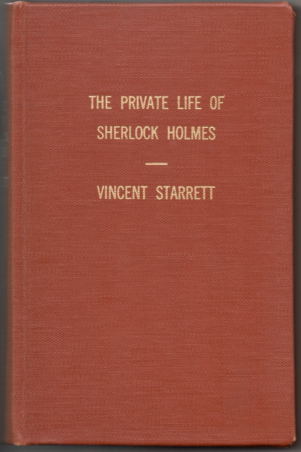The cover to a rare, bound copy of the 1979 reproduction. I don't know who had this volume bound, but I am grateful for the opportunity to look inside.