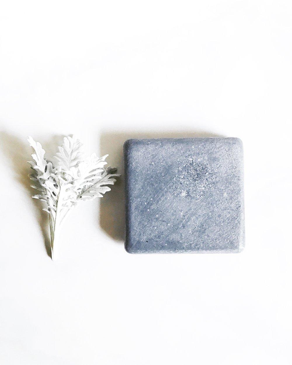 Charcoal + Kaolin Clay Bar | $8 |
