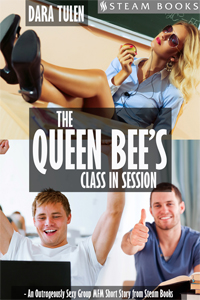 The Queen Bee's Class in Session   by Dara Tulen  Available Now!  Amazon ,  Barnes  & Noble ,  iTunes ,  Kobo ,  All Romance Ebooks