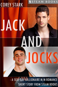 Jack and Jocks   Available Now:   Amazon ,  Barnes & Noble ,  Google-Play ,  All-Romance-Ebooks   Coming Soon:  iTunes, Kobo
