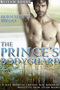 The Prince's Bodyguard   by Bernadette Russo