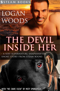 The Devil Inside Her   by Logan Woods
